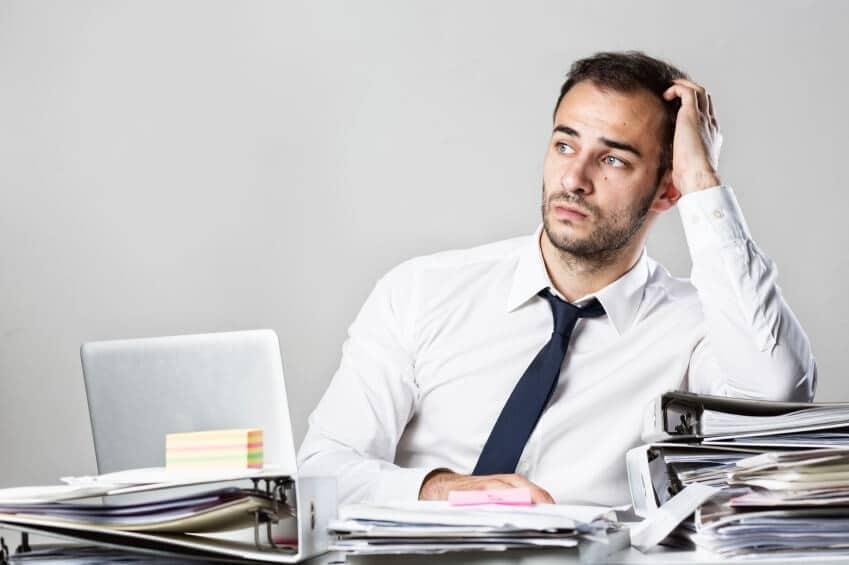Falta de concentração no trabalho?