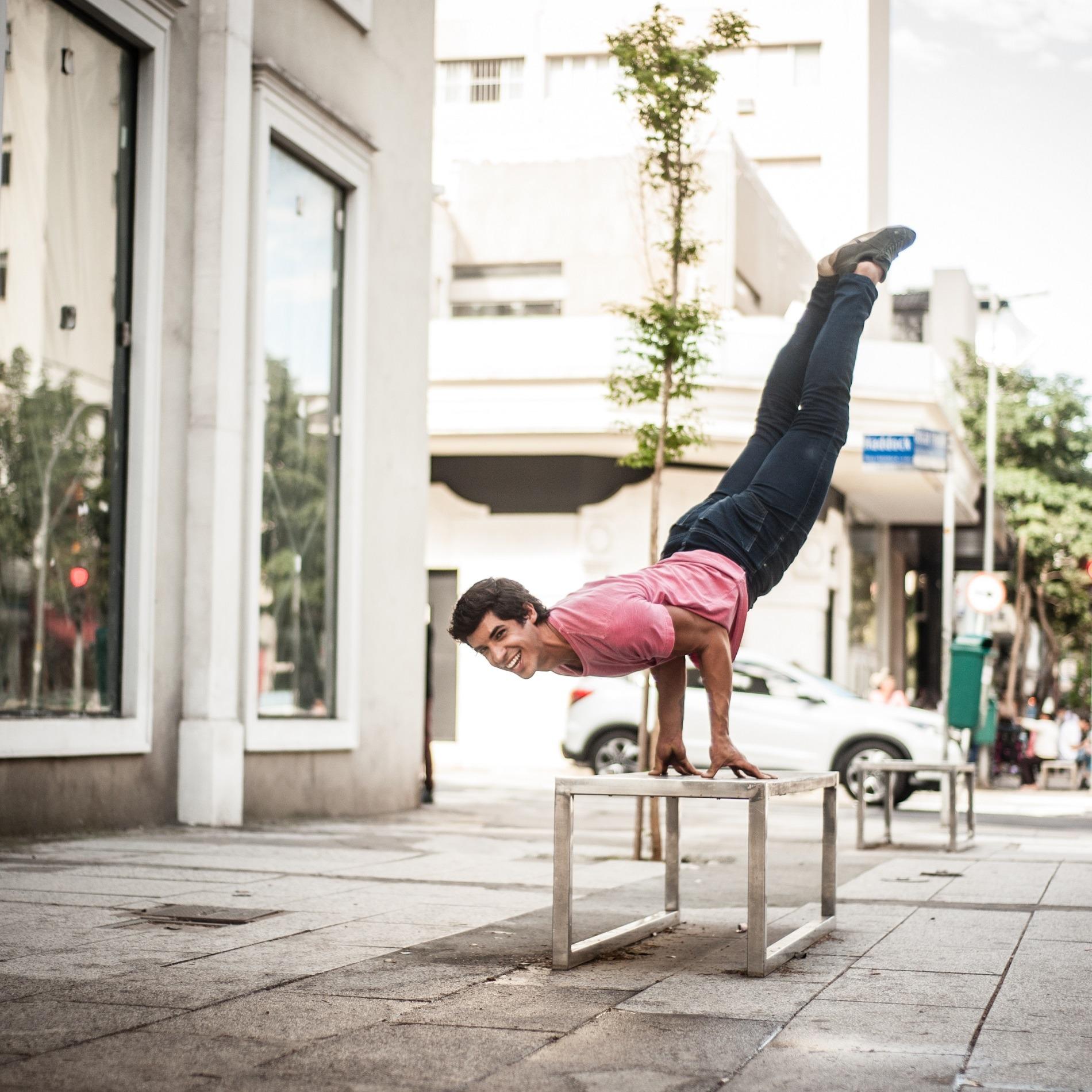 DeROSE Method Plaza Sul Como ter Força Muscular